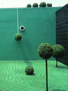 Splice Garden, Martha Schwartz