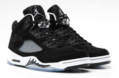 bab94c073fc Air Jordan 5 Retro Black Cool Grey-White. Share more Jordan release 2014