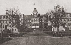 Kolegium NMP w Kentucky w 1884r.