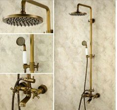 Pin by Julee Krause on bath Bathroom, Shower, Shower faucet