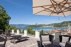 Doria Park Hotel a Lerici, Porto Venere - le Cinque Terre