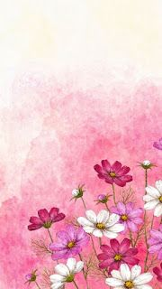 New wallpaper iphone watercolor pink ideas Flower Background Images, Flower Backgrounds, Wallpaper Backgrounds, Phone Backgrounds, Flower Phone Wallpaper, Cellphone Wallpaper, Iphone Wallpaper, Watercolor Flowers, Watercolor Paintings