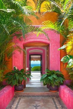 Las Alamandas, Jalisco Mexico You are in the right place about tropical garden ideas planters Here w Mexico Resorts, Beach Resorts, Belle Photo, The Places Youll Go, Color Inspiration, Travel Inspiration, Travel Ideas, Interior Inspiration, Travel Guide