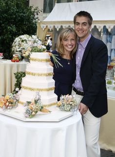 "Weddings are no longer just an intimate family affair. Couples are publicizing their ceremonies through media outlets, like when Jessica Mapel and Cody Heleson wed on ""Today Throws a Martha Stewart Wedding"" (the first televised wedding on the Today show happened in 2000). Millions of viewers voted on every detail of their big day, including which wedding cake they would cut into. Say Yes to the Dress also premiered in 2007, providing an intimate peek into the dress buying process."