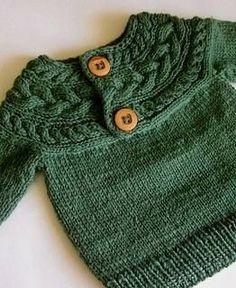 Como tejer abrigo de lana para niСЂС–РІВ±a