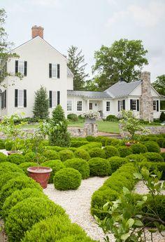 Tour Jewelry Designer Elizabeth Locke's Gothic-Style Greenhouse