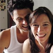 Vince Colosimo & Claudia Karvan ~ Secret Life of Us