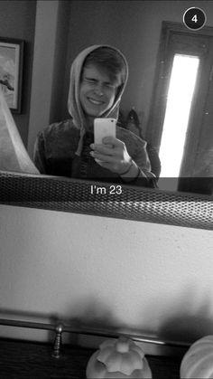 Actually Luke you're 18