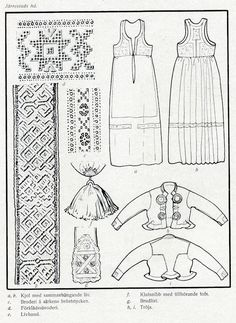 Folkdräkt from Skåne, the southernmost Swedish province. Swedish Embroidery, Folk Embroidery, Swedish Fashion, Folk Fashion, Norwegian Clothing, Gifts For Photographers, Viking Age, Simple Bags, Folk Costume