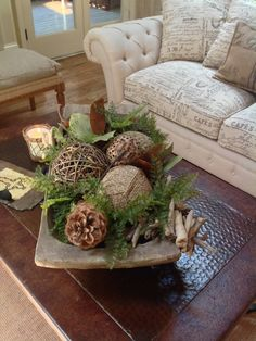 Love this decorated dough bowl..