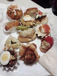 Degustación de pinchos en Zaragoza - Bodeguita de la Santa Cruz