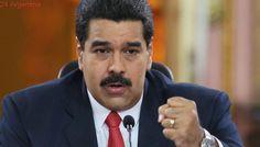Maduro anunció el refinanciamiento de la deuda externa venezolana