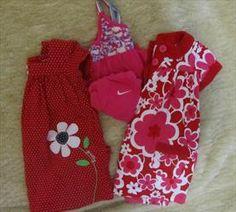 Lot of 3 Toddler Girls Dresses  Price: $10.00