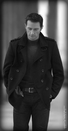 #RichardArmitage as Lucas North