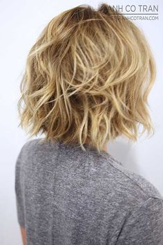 6.Short Hair Style 2016