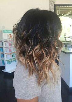 Trendy Medium Hair Cut (59)
