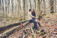 #photographie #photography #seanceengagement #seance #engagement #foret #couple #love #amour #nature #avant #mariage #manon #debeurme #photographe #photographer Manon, Engagement, Wood Watch, Claire, Couple Photos, Nature, Drill Bit, Love, Weddings