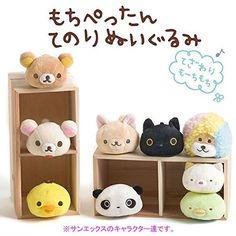 Amazon.com: San-X Iiwaken - a Shiba Inu (Dog) Plush Stuffed Toy Mini Screen Cleaner - MR05909: Toys & Games