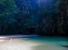 Emerald Cave, Koh Muk, Thailand~visit emerald cave with her and play at the beach with my soul mate :) Thailand Adventure, Thailand Travel, Asia Travel, Oh The Places You'll Go, Places To Travel, Places To Visit, Dream Vacations, Vacation Spots, Thai Islands