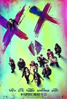 High resolution official theatrical movie poster ( of for Suicide Squad Image dimensions: 2024 x Directed by David Ayer. Starring Will Smith, Jared Leto, Margot Robbie, Joel Kinnaman New Movies, Movies To Watch, Movies Online, Film Watch, 2016 Movies, Movies Free, 10 Film, Full Film, Joker Et Harley