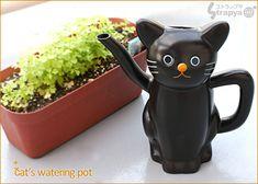 kitty watering can? awwwww <3