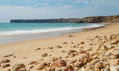 Mareta Beach in southern Portugal. Photograph: Alamy  One of latest additions to the Algarve's booming boutique hotel scene, Mareta Beach is on the most southerly tip of Portugal. It has 18 rooms, all with simple furniture in white and turquoise fabrics, and big windows overlooking the main square in Sagres or the sea. If lolling on the beach takes it out of you, unwind in the outdoor hot tub surrounded by tropical gardens at Mareta View (its nearby sister hotel)