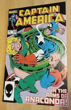 1st Series Captain America #248 1980 VG 4.0 Stock Image Low Grade