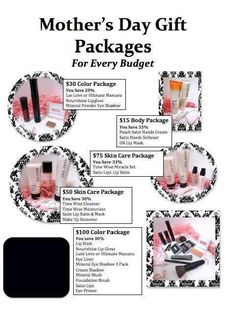 Mother's Day  http://www.marykay.com/lisabarber68 Call or text 386-303-2400