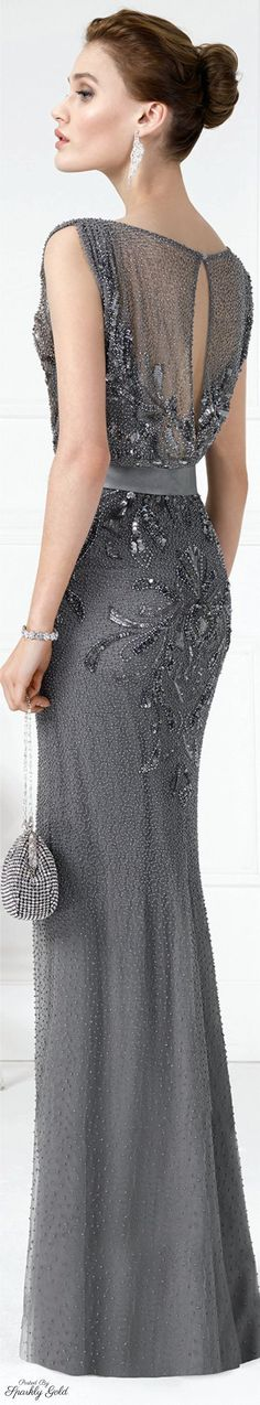 @roressclothes closet ideas #women fashion outfit #clothing style apparel gray dress