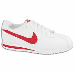 My white and red Nike Cortez ♡