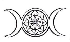 Wiccan Rose tat design by *lilmoongodess on deviantART