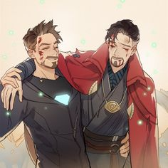 Read Strange/Peter/Tony▽▼▽▼ from the story All Couple Avengers by (wenbaoling) with 116 reads. Marvel Avengers, Marvel Memes, Marvel Dc Comics, Marvel Universe, Loki, Marvel Fanart, Spideypool, Superfamily, Avengers Infinity War