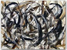 Contemporary Art Twenty-Three, original painting by Lynne Taetzsch at ARTBYLT.COM