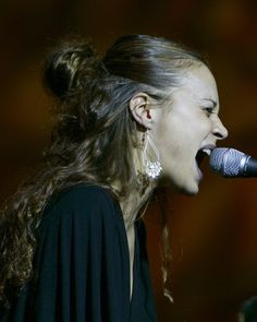 Fiona Apple Performs at the Orpheum Theater in Boston