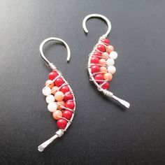 Frugal Indian Antique Gold Long Earrings For Women Vintage Crystal Red Stone Big Statement Earring Bohemian Jewelry Relieving Heat And Sunstroke Furniture