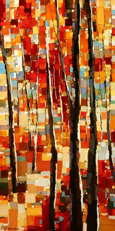 Aleksandra - Camino del otoño