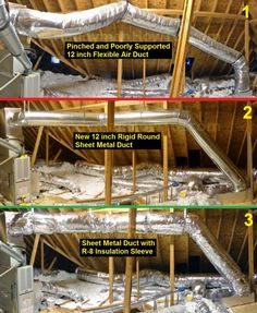 Double Wide Mobile Home Duct Work With Crossover Layout Diagram Mobile Homes