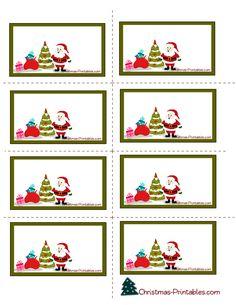 easy free letter from santa magical package knitting pinterest