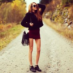 FASHION BLOGGER STYLE - KRISTINE ULLEBO #howtochic #outfit #fashionblogger #ootd