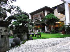 Bonsai Garden and Gazebo