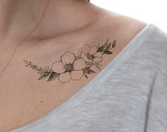coolTop Women Tattoo - Items similar to butterfly tattoo / fake tattoo / black and white butterflies ta...