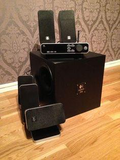 Logitech högtalare