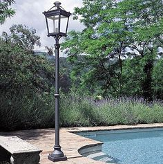 garden lamp post LANTERNE CIANI EmporioSanFirenze