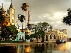 Um dia de chuva... Uruguaiana-RS