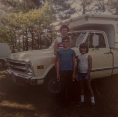 Camping!   Over the years we camped in nearly every state in the country.