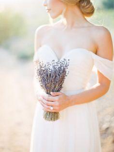 Lavender Bridal Bouquet Bridal Skirts, Bridal Gowns, Wedding Gowns, Bridal Hair, Bouquet Wedding, Hair Wedding, Bridal Makeup, Wedding Makeup, Wedding Flowers