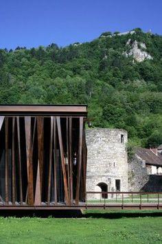 Spectacles Jeux Restaurant / Malcotti Roussey Architectes