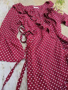 Dolly and Dotty Retro Polka Dots Tupfenkleid mit kurzen /Ärmeln