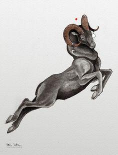Animal Flow, Occult Tattoo, Octopus Tattoo Design, Fanart, Aries Zodiac, Art Memes, Deviantart, Wildlife Art, Art Blog