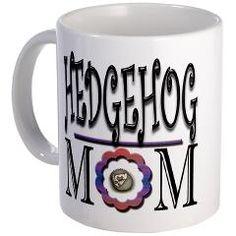 Hedgehog Mom Mug > HEDGEHOG MOM > Unique Animal Designs pet